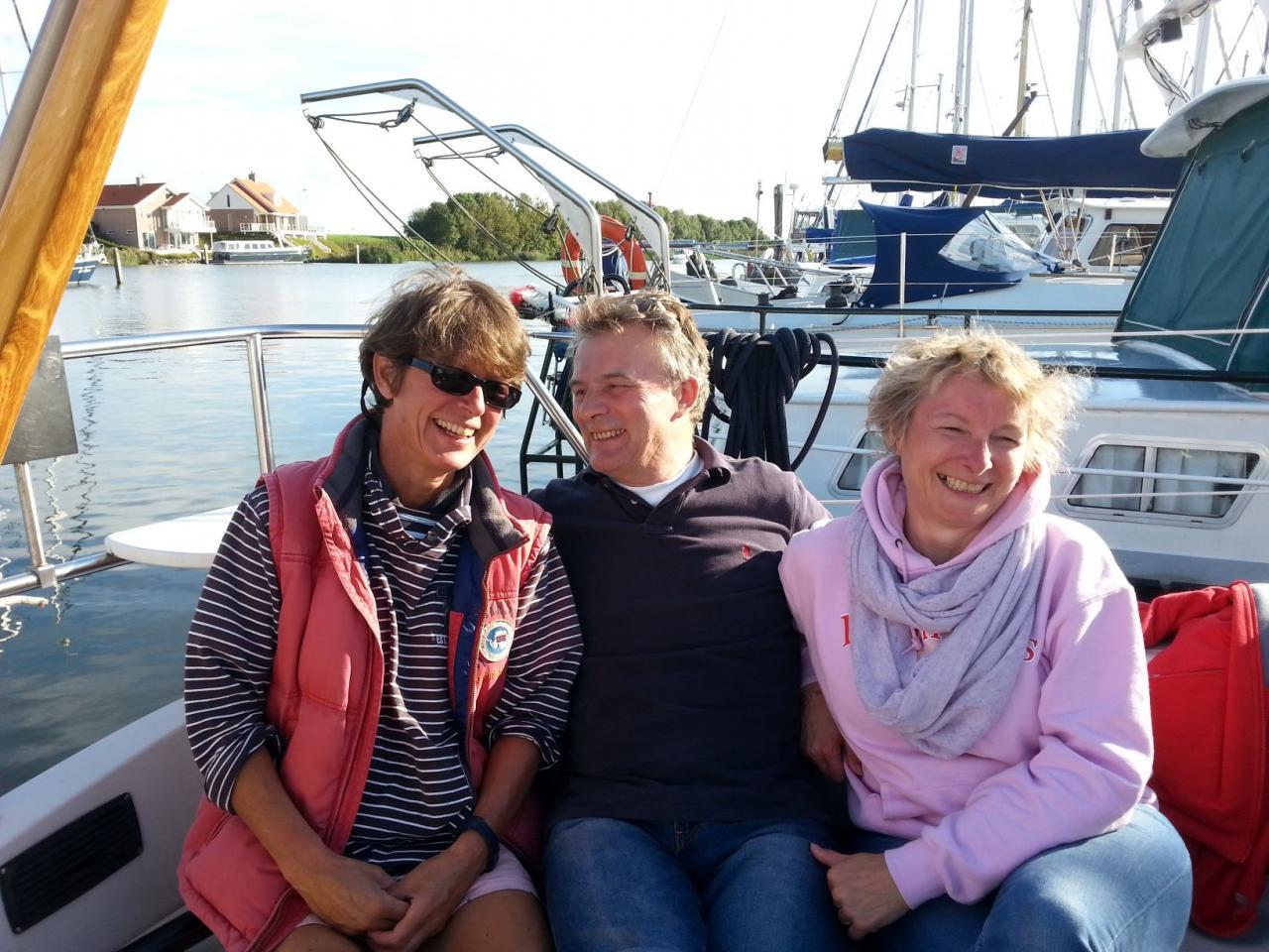 Fabienne, Michel et Michelle